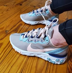 NEW In Box Rare Nike React Element 55